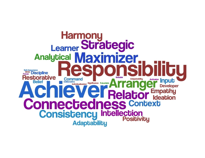 strengths from strengthsfinder 2 0