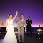 A Nerdy Chic Wedding that was Out of This World