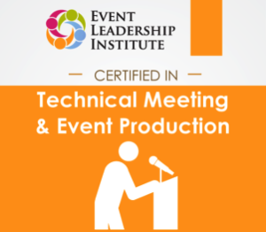ELI Technical Meeting &Event Production Badge