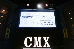 CMX Summit West 2015 Stage
