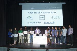 Startup Showcase Winners