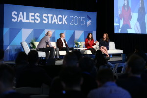 Sales Stack 2015 Main Stage